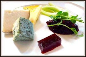 Yorkshire Artisan Cheese Board