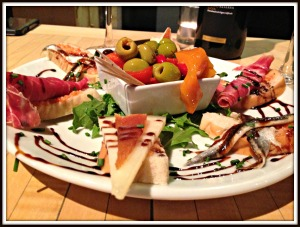 Tapas Wheel Starter from Ambiente