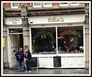 Edin's Cafe