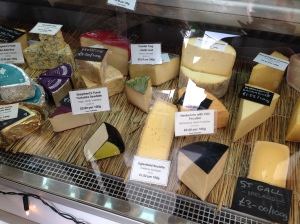 George & Joseph Cheese Counter