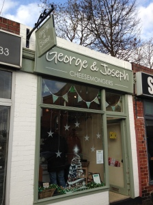 George & Joseph Cheese Shop