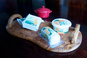 Delamere goats' cheese