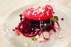 textures of beetroot